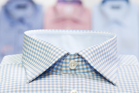 collared shirt after shirt laundry service