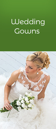 Waukesha and Milwaukee Wedding Gown Cleaning